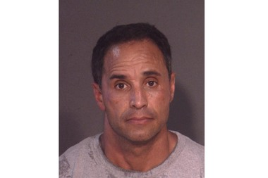 Manuel DaSilva, 45, was arrested on his third domestic violence charge this summer against the same woman.