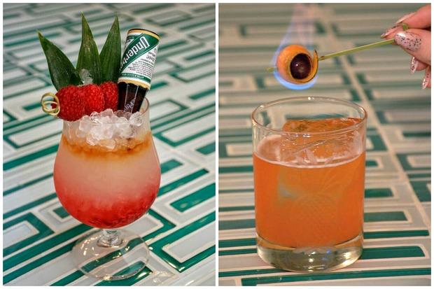 Postmodern Polynesian Bar And Eatery Serves Tropical