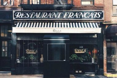 Raoul's, a SoHo bistro dating back to the 1970s, fell victim to embezzling by a financial consultant, according to the Manhattan District Attorney.