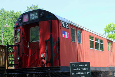 On Friday, the Redbird Tourist Information Center in Queens closed its subway car doors for the last time.