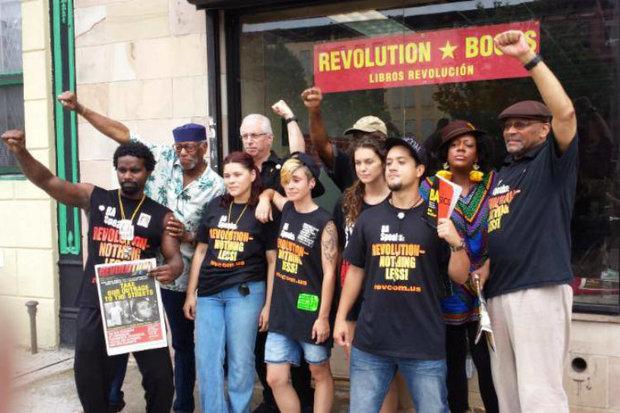 Chelsea's Revolution Books Sets Up Shop on Lenox Avenue - Central