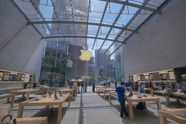 Apple Store Thief Busted After Taking Final Cut Pro Software Police