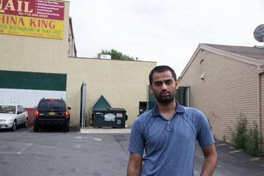 Baqir Raza, 24, of Staten Island, claims he never refused to pick up Cynthia Jordan and is looking into suing the city over his potential $25,000 in fines.
