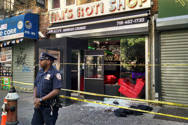 Gunman And Victim Exchanged Words Before Fatal Hookah Bar Shooting Nypd Prospect Lefferts