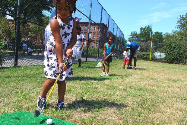 Golf Lessons Staten Island New York