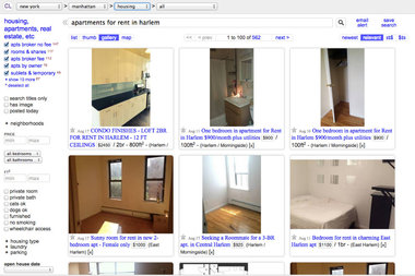 how to avoid scams on craigslist apartments