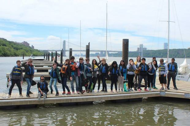 Chelsea's Hudson River Community Sailing will set up a second branch in Inwood.