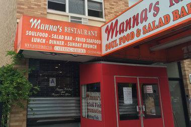 Mannas Restaurant In Harlem Shut Down By Health Inspector Central