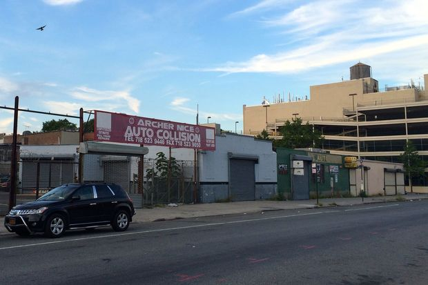 The new lodging is planned for 149-03 Archer Avenue.