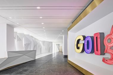 Google's New York headquarters will be accessible to the public during the 2015 OHNY Weekend