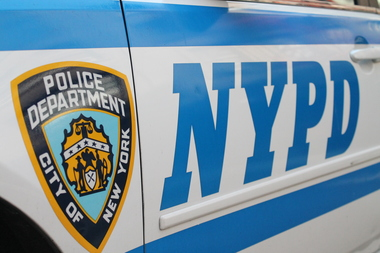 Police say a delivery worker was violently robbed in the Baruch Houses Friday night.