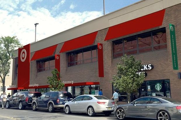 Target will replace Barnes & Noble in Forest Hills.
