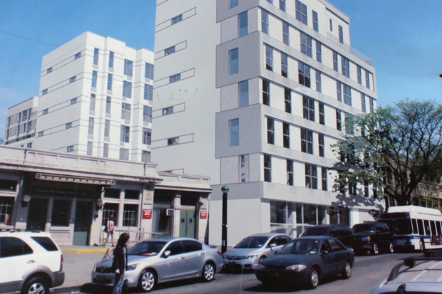 Developer Switches Gourmet Market Tenant At New Prospect Lefferts Tower Prospect Lefferts