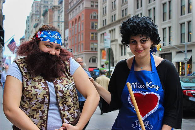 "From ""Duck Dynasty"" to Nicki Minaj, this year's top costumes dip heavy into the pop culture jar."