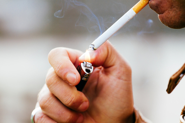 The City Council voted Wednesday to raise the minimum cost for a pack of cigarettes to $13.