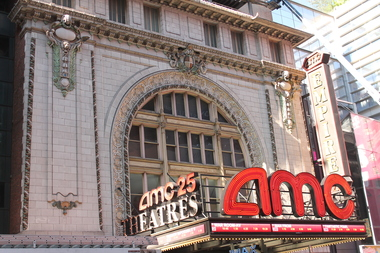 AMC Theatres® delivers distinctive and affordable movie-going experiences throughout the United States. We maintain a significant presence in the top 50 DMAs, including the number one or two market share in each of the top 15 DMAs, which includes New York, Los Angeles, Chicago, Philadelphia, San Francisco, Atlanta and Dallas.