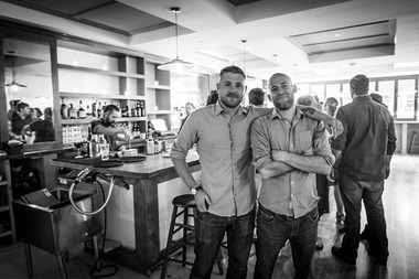 haymaker bar and kitchen opened on friday at 252 w 29th st between seventh - Haymaker Bar And Kitchen