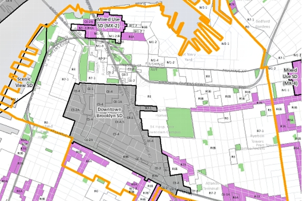 Ft. Greene and Clinton Hill Buildings Could Get Taller Under Zoning on brooklyn building, brooklyn police department, brooklyn subway map with neighborhoods, brooklyn zipcode map, brooklyn crime map, brooklyn flood zone map, brooklyn city map, brooklyn safety map, brooklyn ny zoning, brooklyn neighborhoods maps with street, brooklyn district map, brooklyn transportation map, brooklyn ny map, downtown brooklyn map, brooklyn new york neighborhood map, brooklyn county map, brooklyn parks, brooklyn precinct map, brooklyn road map, south brooklyn map,