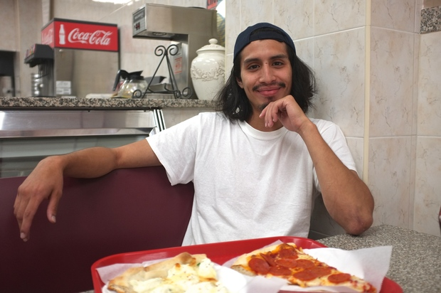 Cisco Molina, 24, and his family bought the former Gustosa Pizza on 37th Avenue.