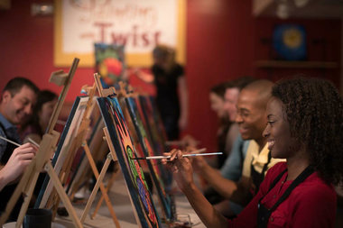 Painting using a Twist will open up at 228 Smith St. in Sept<br><br><br /></div><div class=