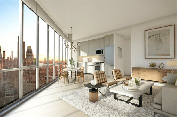 The 45-story tower between East 32nd and East 33rd streets is finally hitting the market.