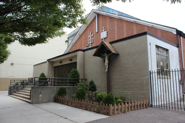 Saints Paul and Peters Church is leasing out one of its building and its parking lot to a developer.