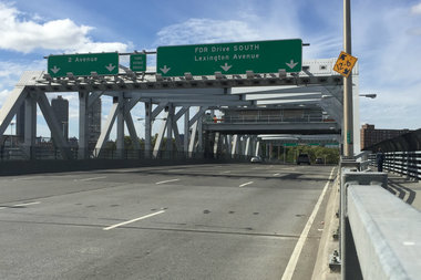 Two men over 50 years old have been assaulted by teenagers while crossing the bridge in two consecutive weekends, police said.