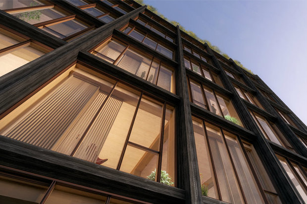 A wooden 10-story condo is coming to Chelsea.