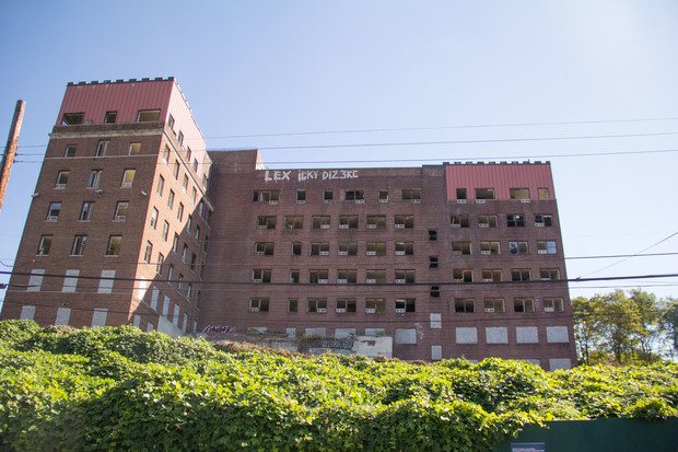 City Starts Demolition of Abandoned Hospital Where Teen Died