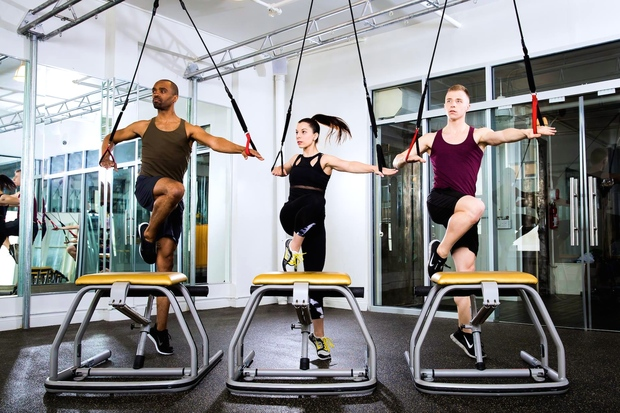 Chair Workout With A Twist Chaisefitness Opens Expansive