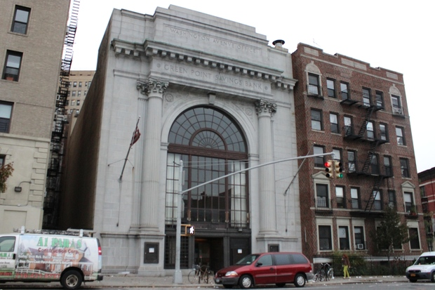 This 1928 former bank building in Prospect Heights is set to be demolished to make way for a new residential project, property records show.