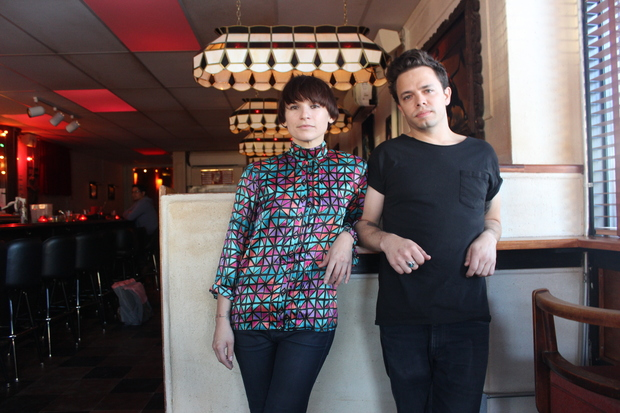 "Holly MacGibbon and Andy Simmons want the bar to feel ""timeless,"" they said."