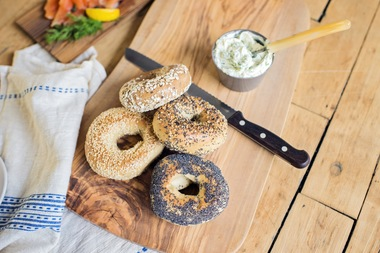 Black Seed Bagels plans to open its newest location in the former DeRobertis Pasticceria space on Oct. 12.