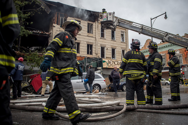 Second Body Found in Rubble of Borough Park Building Explosion, FDNY Says