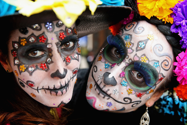 The Bronx Music Heritage Center will put on a Día de los Muertos celebration on Oct. 21 at Brook Avenue and 163rd Street from 3 p.m. to 7 p.m.