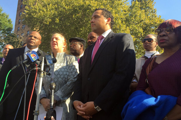 Anti-Violence Advocates Blame NYCHA Residents for Officer's Death