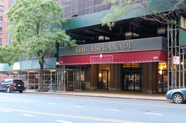 The Esplanade is canceling its contract with an Alzheimer's care provider.