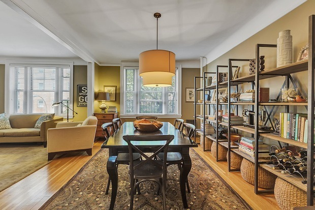 Three apartments with good commutes have open houses this weekend.