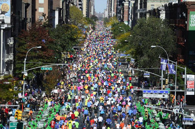 Local runners offer their advice on where to watch the marathon on Nov. 6.