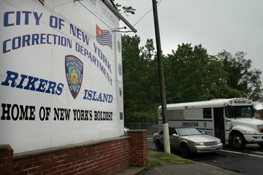Rikers inmates reported 28 separate incidents of rape behind bars last year — but none of the incidents was shared with the NYPD, according to new court filings.
