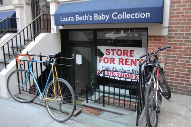 Room 321 will replace Laura Beth's Baby Collection at 321 E. 75th St.