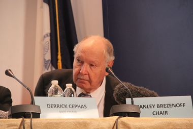 BOC chair Stanley Brezehoff heard testimony Friday.