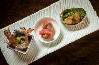 Sushi Seki is opening its doors at 365 West 46th Street next week.