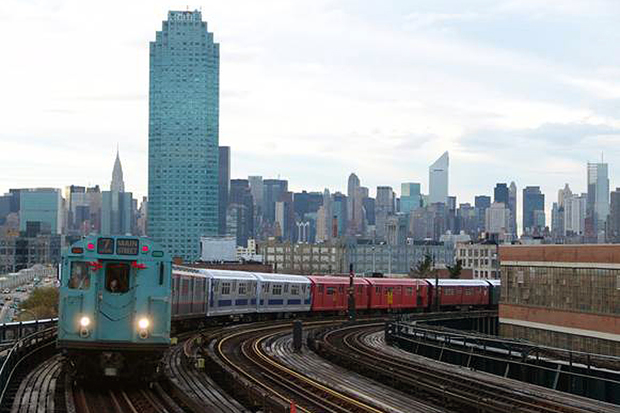 Extra 7 Train Service Planned For Mets v. Cubs This Weekend