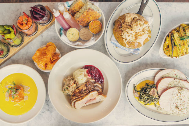 The Upper West Side has pies, sides and turkeys that are made to order — or you can dine out at the myriad spots serving dinner on Thanksgiving.