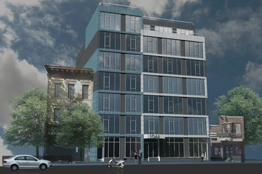 Prime Rok Real Estate is planning to break ground on a new residential building on Bedford Avenue near Lafayette Avenue this December, representatives said.