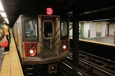 The MTA plans to begin increasing weekend service on 2 trains in the fall.