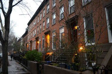 Average studio rents have dropped in Boerum Hill, Cobble Hill and Brooklyn Heights, according to a new real estate report.