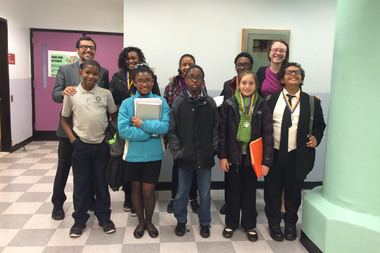 The Brooklyn LAB debate team beat out high school students with a first-place overall win at a tournament hosted by the NYC Urban Debate League.