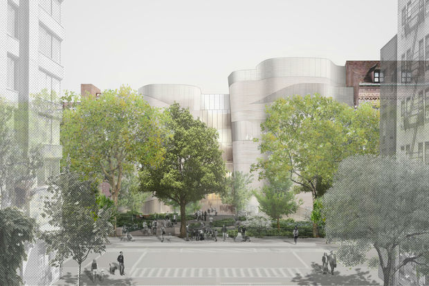 Two committees from Community Board 7 gave their approval of the Gilder Center and renovations to Theodore Roosevelt Park.